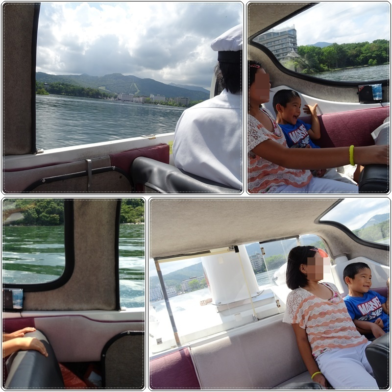 9)阿寒湖でモーターボート_b0236665_06324415.jpg