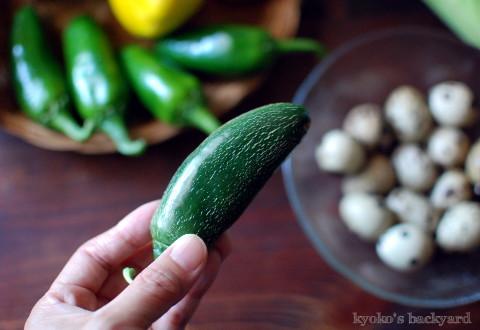 Farmer\'s Marketの戦利品。野菜ばかりのブランチ。_b0253205_00585215.jpg