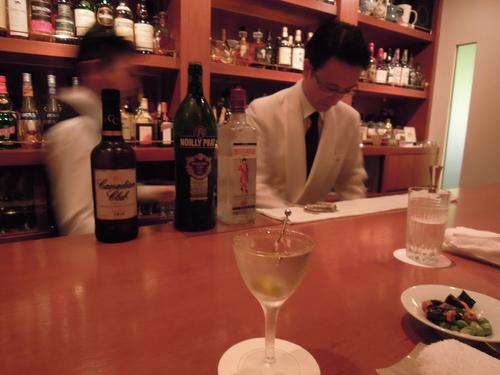 神楽坂 bar 「サンルーカル・バー」_e0116211_11225363.jpg