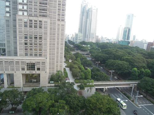 新宿 ハイアット・リージェンシーホテル_e0116211_11314317.jpg