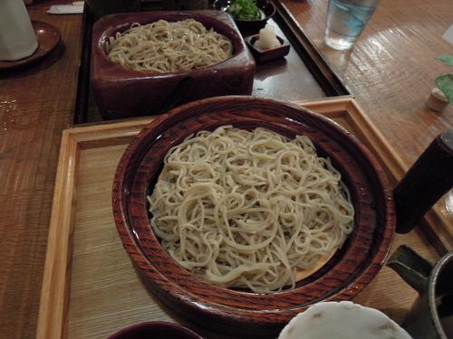 神楽坂 蕎麦「かりべ」_e0116211_1154963.jpg