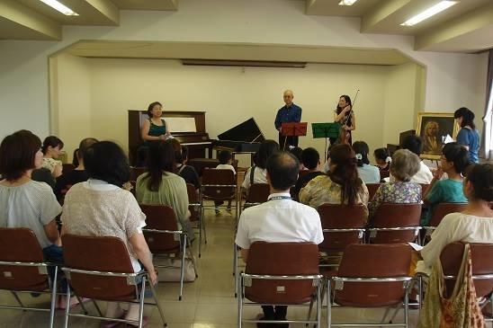 『R・ピアノ教室』課外授業2015 バロック音楽/3回シリーズ 第2弾~ヴィヴァルディの「夏」~報告_b0169513_16465438.jpg