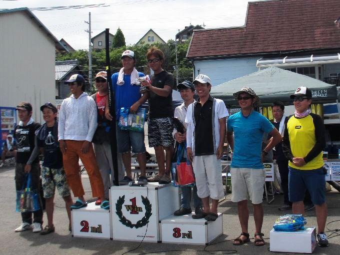 第10回 琵琶湖でバスフィッシングを楽しもう会 上位チーム 入賞レポート_a0153216_17111993.jpg