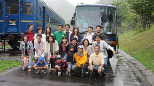 岩泉町「ブルートレイン日本海」宿泊者が1000人を突破しました!_b0206037_18354458.jpg