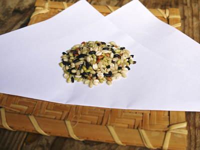無農薬の『雑穀米』、『発芽玄米』の販売に向けて! その1_a0254656_18104043.jpg