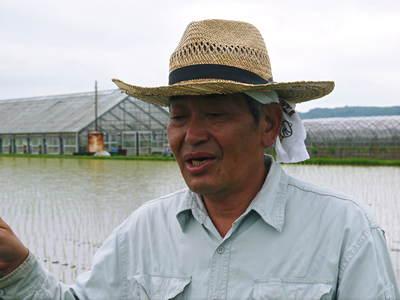 無農薬の『雑穀米』、『発芽玄米』の販売に向けて! その1_a0254656_19573553.jpg