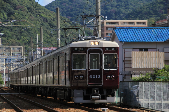 阪急6013F 普通 梅田行き_d0202264_8515671.jpg