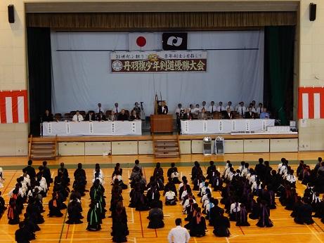 2015. 8. 9 第28回丹羽旗少年剣道優勝大会_a0255967_10531224.jpg