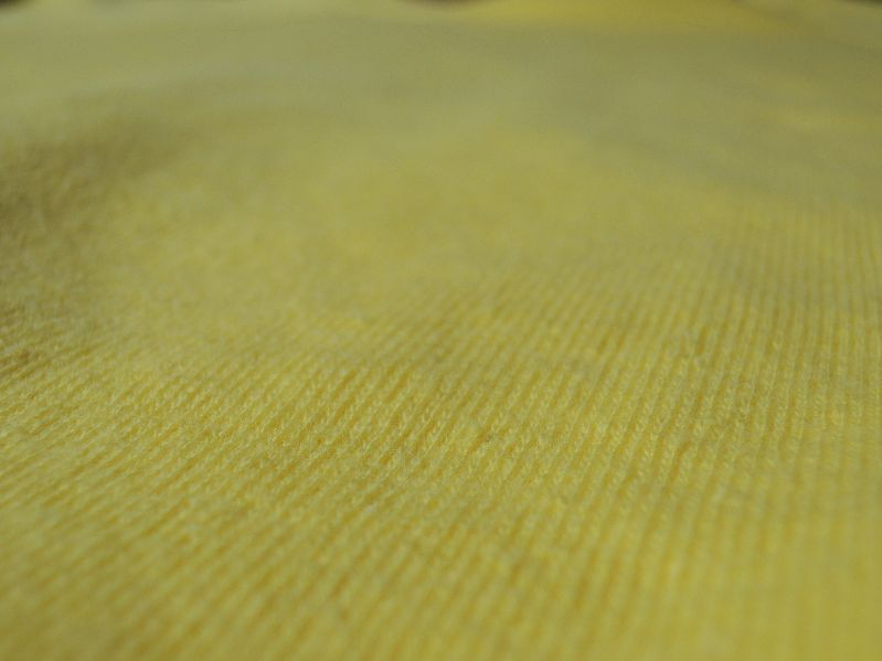 60S~ SOLID SWEAT SHIRT YELLOW--RECOMMEND--_c0176867_15155081.jpg