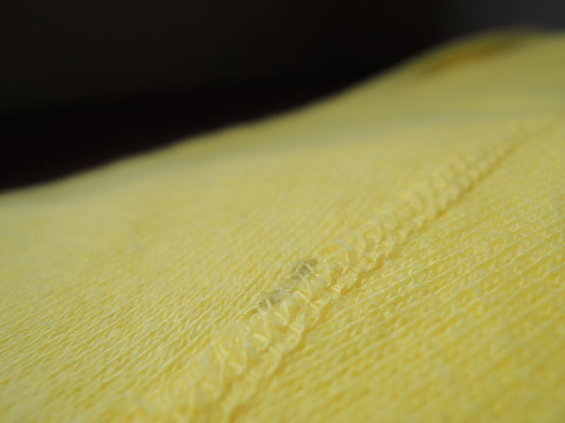 60S~ SOLID SWEAT SHIRT YELLOW--RECOMMEND--_c0176867_1575649.jpg