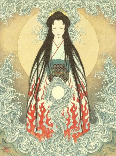 山本タカト:白雪姫_c0084183_2115139.jpg