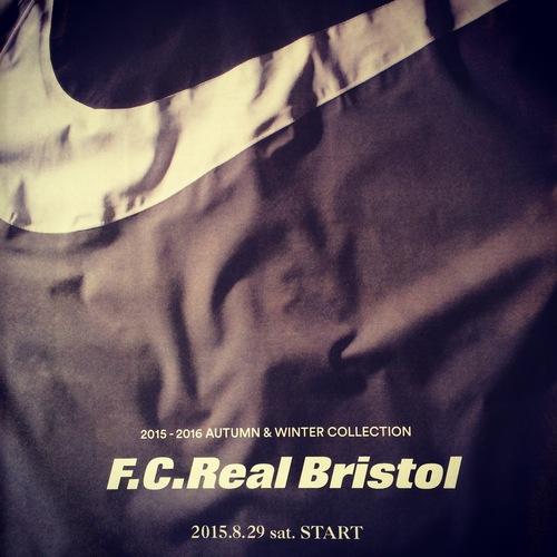 F.C.R.B. 2015 A/W COLLECTION 8.29 (sat.) KICK OFF!!_c0079892_123632100.jpg