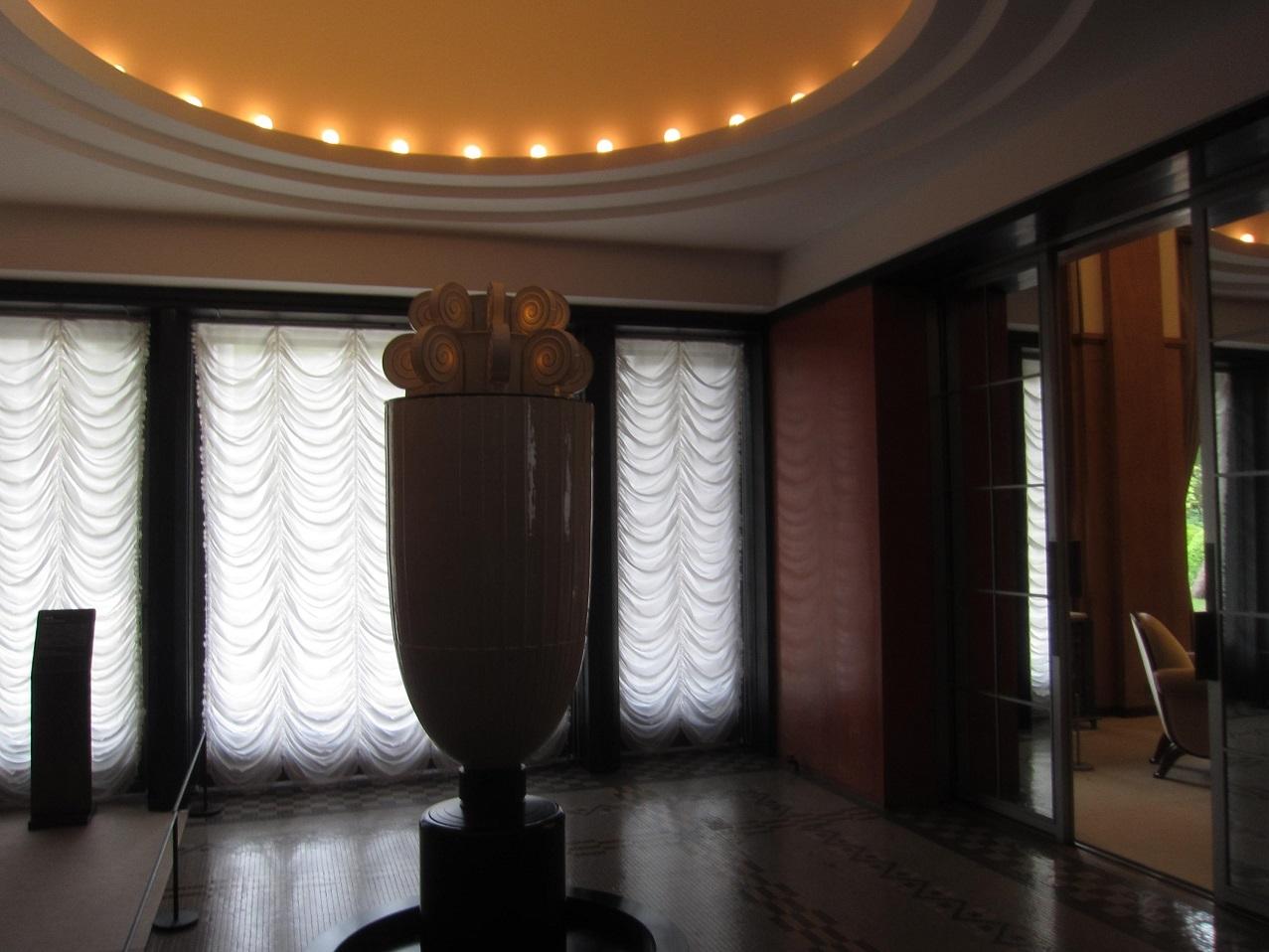 東京都庭園美術館「アール・デコの邸宅美術館」_e0344611_11415153.jpg