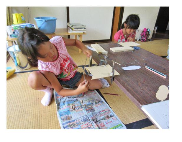風見鶏 夏教室2015・小学生クラス(比良)_f0211514_1446482.jpg