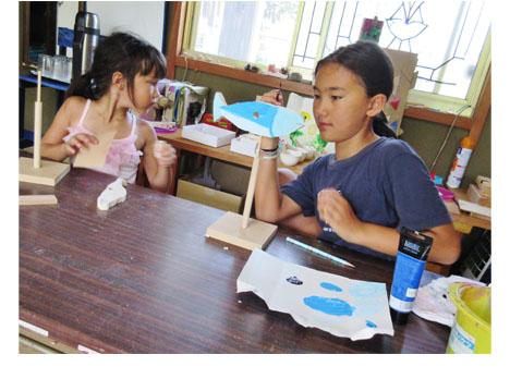 風見鶏 夏教室2015・小学生クラス(比良)_f0211514_14512530.jpg