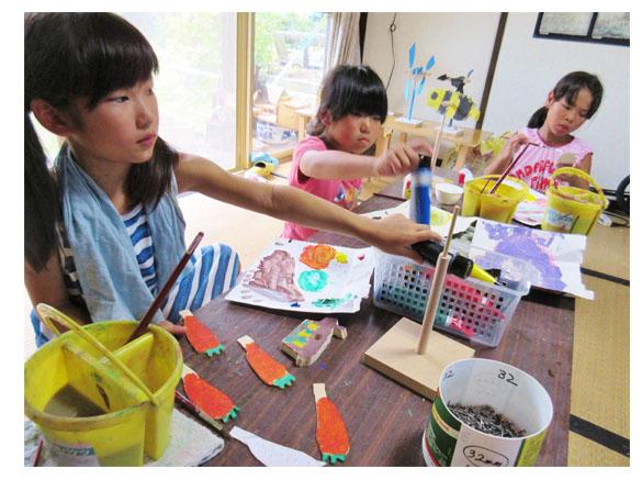 風見鶏 夏教室2015・小学生クラス(比良)_f0211514_1451387.jpg