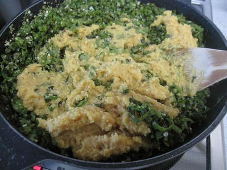 南蛮やしし唐で定番の常備菜作り_a0279743_1443498.jpg