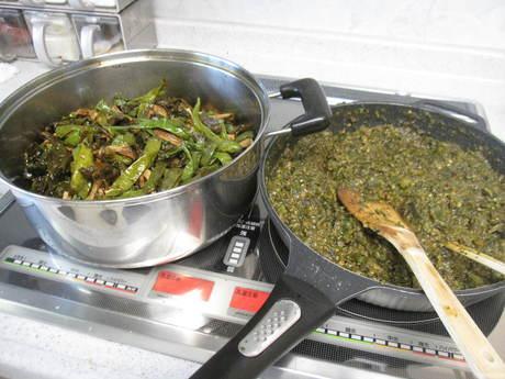 南蛮やしし唐で定番の常備菜作り_a0279743_14473729.jpg