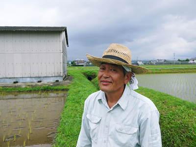 無農薬の『雑穀米』、『発芽玄米』の販売に向けて! その2_a0254656_185613.jpg