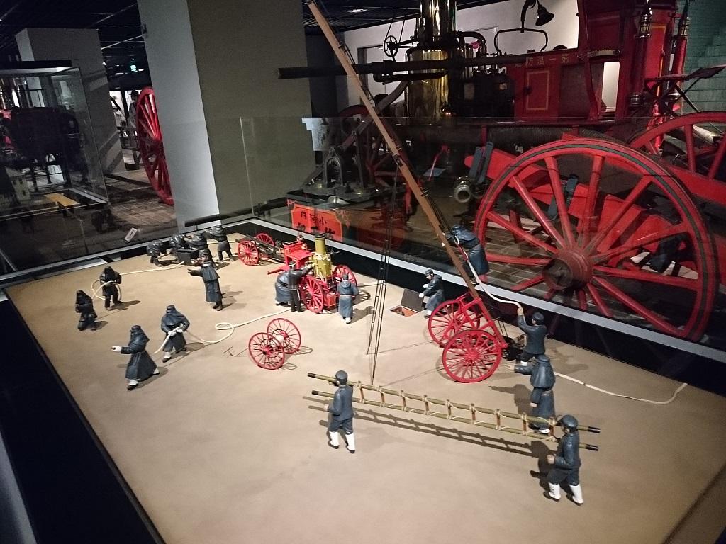 消防博物館に行ってきました。_d0061857_20302455.jpg