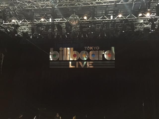 ゴスペラーズ LIVE at Billboard Live TOKYO_c0189469_0114878.jpg