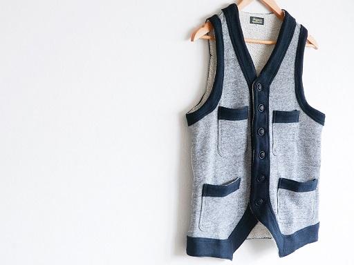 Classic Style Ease Sweat Vest_d0160378_17582355.jpg