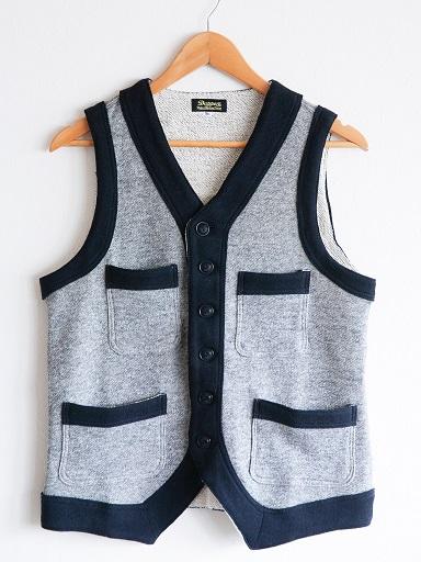 Classic Style Ease Sweat Vest_d0160378_17593956.jpg