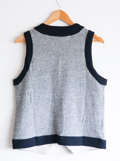 Classic Style Ease Sweat Vest_d0160378_17594566.jpg