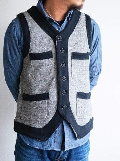 Classic Style Ease Sweat Vest_d0160378_1802151.jpg