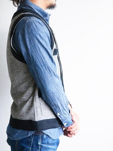 Classic Style Ease Sweat Vest_d0160378_1802793.jpg