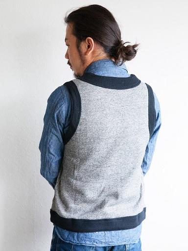 Classic Style Ease Sweat Vest_d0160378_1803430.jpg