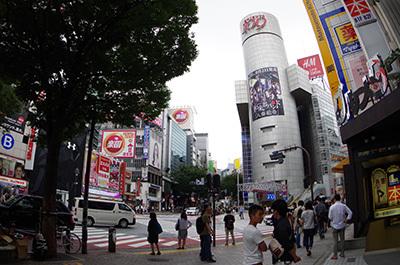 8月25日(火)今日の渋谷109前交差点_b0056983_10344710.jpg