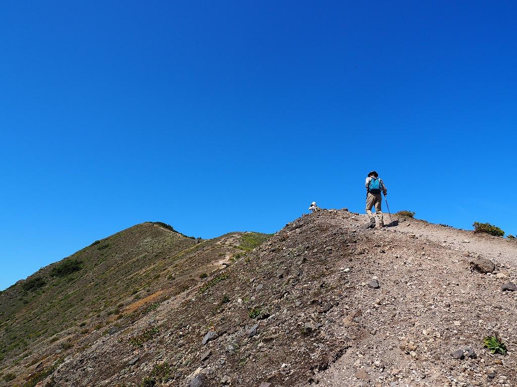 樽前山(932m峰)、8月25日-速報版-_f0138096_15564850.jpg