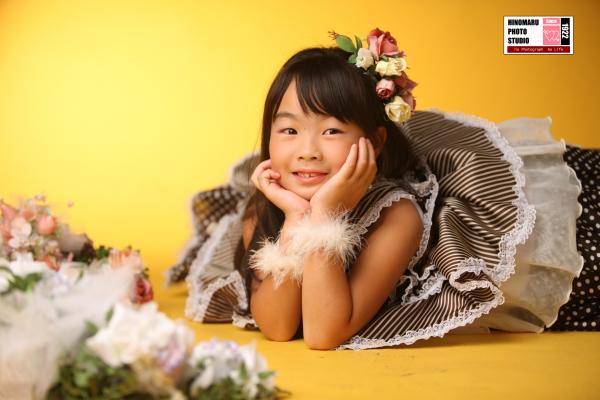 いろはちゃん☆ドレス_b0203705_16553435.jpg
