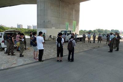 【ご報告】8月1日定例保全活動_a0263106_10102530.jpg