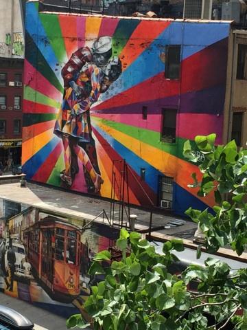 ニューヨーク ハイライン散歩_f0235809_23245151.jpg