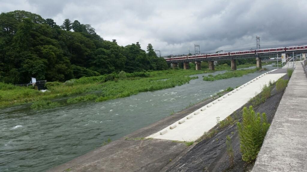8月26日   河川状況。_c0266737_09163916.jpg