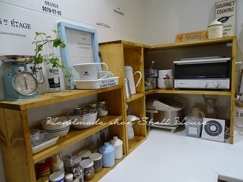 DIY日記~キッチンの棚編~_a0094058_21303395.jpg