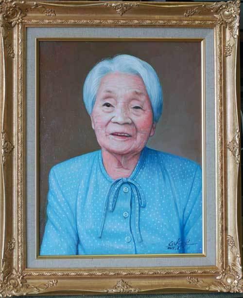 肖像画贈呈記事産経ニュースに載る_b0174462_09325277.jpg