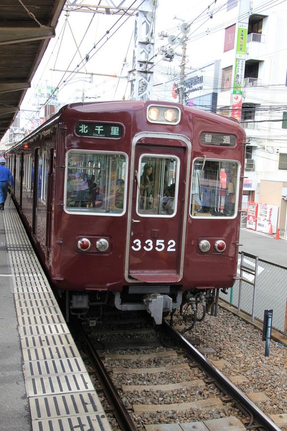阪急3300系 非リニューアル車両 8連_d0202264_11281626.jpg