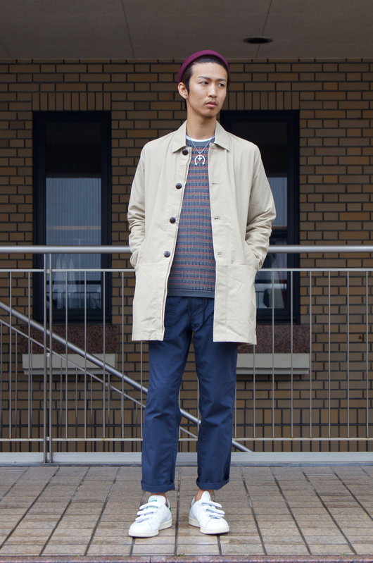 ONLINE STORE - STAFF STYLING 2015 A/W ver._f0020773_19125171.jpg
