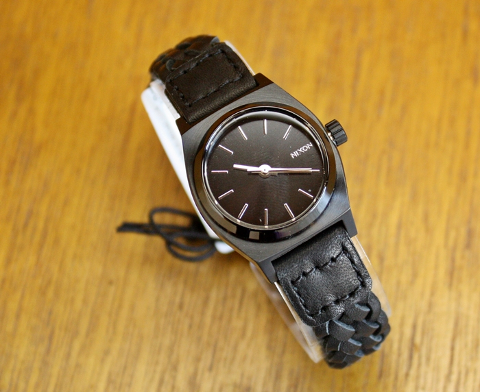 「NIXON SMALL TIME TELLER LEATHER、K SQUARED、FACET 38、BULLET LEATHER」_f0208675_17111819.jpg