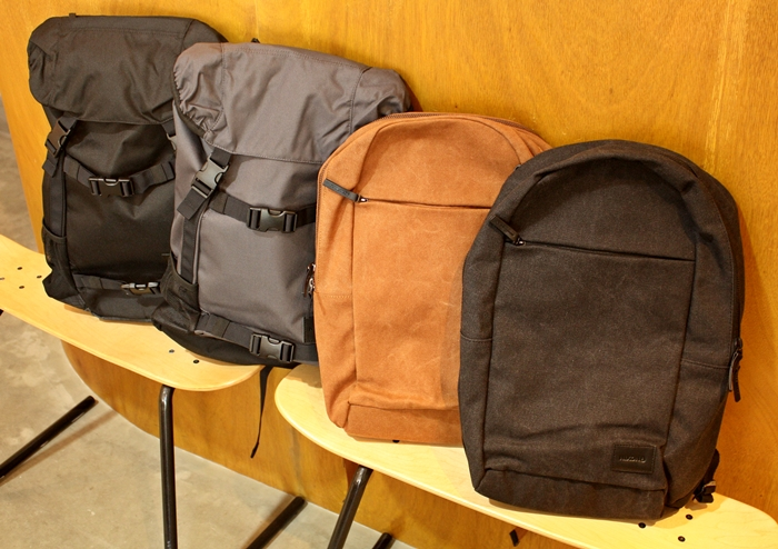 「NIXON MAKERS BACKPACK、LANDLOCK BACKPACK SE」_f0208675_17205564.jpg