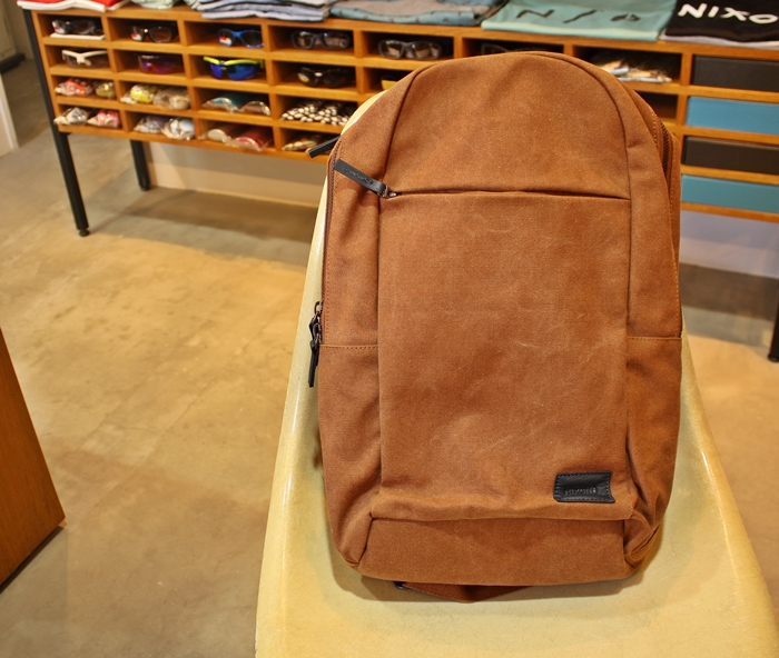 「NIXON MAKERS BACKPACK、LANDLOCK BACKPACK SE」_f0208675_17212233.jpg