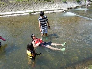 2015山科川ガサガサ探検隊+川の安全講習_e0008880_16295488.jpg