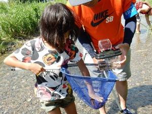 2015山科川ガサガサ探検隊+川の安全講習_e0008880_16304283.jpg