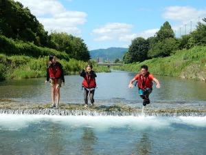 2015山科川ガサガサ探検隊+川の安全講習_e0008880_1632068.jpg
