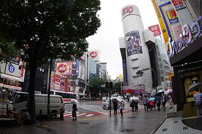 8月26日(水)今日の渋谷109前交差点_b0056983_11344122.jpg