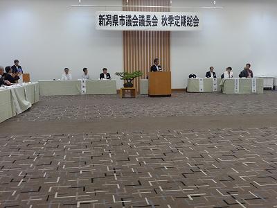 27年度県市議会議長会秋季総会_f0019487_1023021.jpg