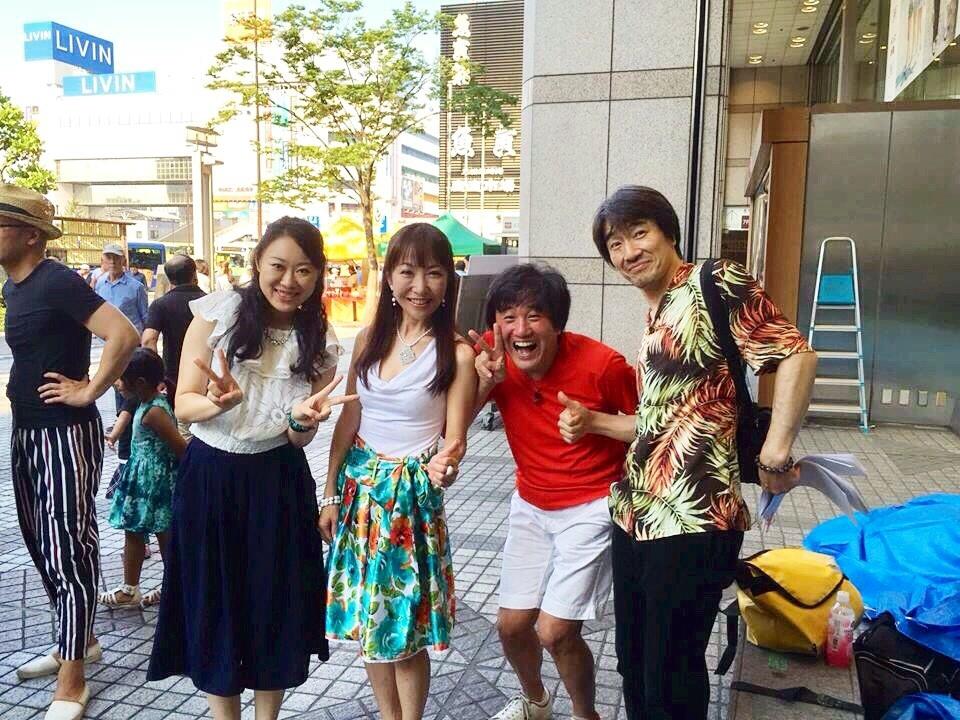 東京8/15☆レポート_b0168389_12424038.jpg